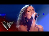Clara Hurtado performs 'Latch': Blind Auditions 4 | The Voice UK 2017