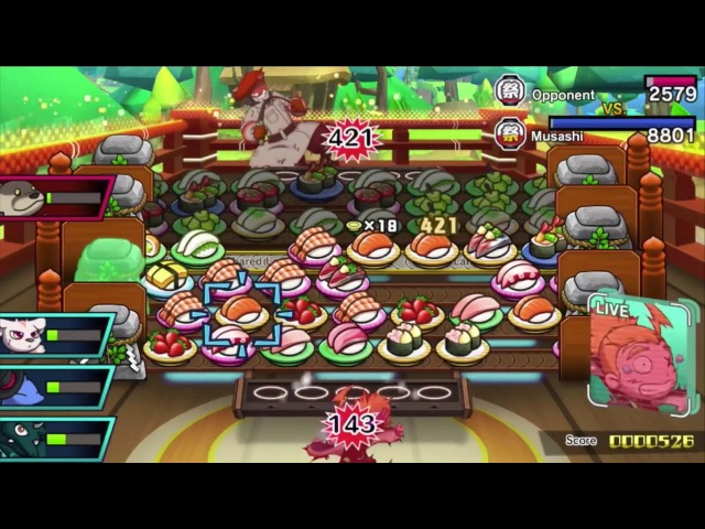Sushi Strikers for Nintendo Switch Reveal Trailer (Nintendo Direct)
