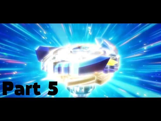 Beyblade Burst God Episode1 RUS ENG sub part 5