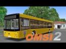 Автобус Маз 203 для Omsi 2