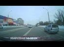 Драка таксиста и водителя маршрутки на Лукашевича, Омск, полное видео