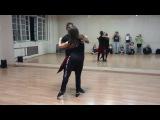 Walter Fernandes &amp Oksana  zouk  16.03.17  Heaven - Matt Bomer