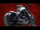Harley Davidson V Rod by moto 91 | Motorcycle Muscle Custom Review