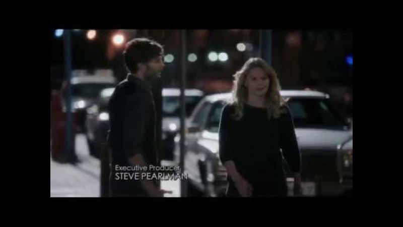 Грэм целует Эмму 1x07