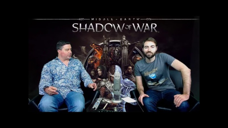 Shadow of War Exploring the Cirith Ungol Region Live Gameplay Stream