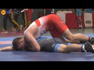 Ringen int. Brandenburg-Cup 2017 Junioren (Gr./Rö.) - 84kg Quali