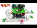 Трек Hot Wheels и машинки! Мультфильм про машинки. Видео для детей - трасса Хот Вилс.
