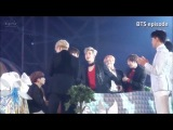 BTS reaction to Best Album of the Year at Melon Music Awards 2016