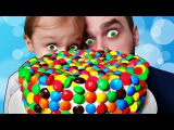 Bad Kid M&ampM's Candy Learn Colors with Johny Johny Yes Papa Nursery Rhymes &amp Songs for Children