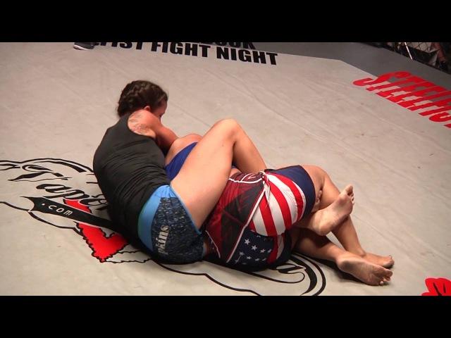 Steelfist Fight Night Dominate Patterson Vs Makeheli