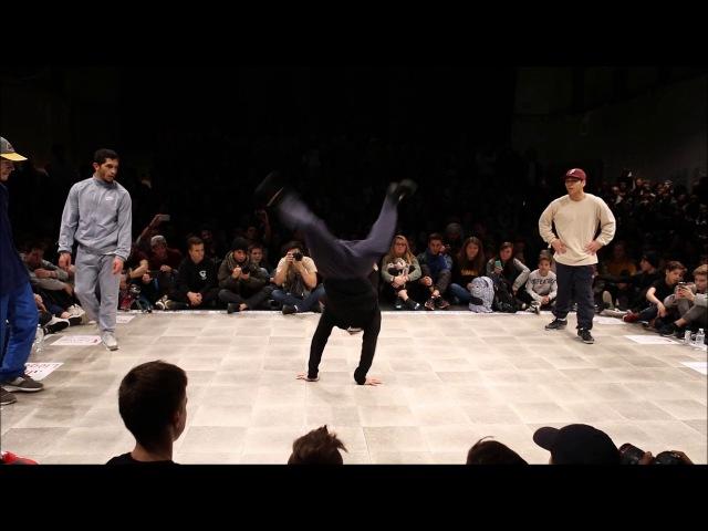 Khalil Chaudbernard vs Issei Taisuke [2on2 1/8 Final] ► LCB