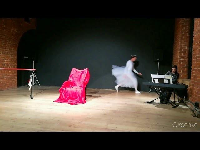 Бешеная балерина (К.Кибардин)