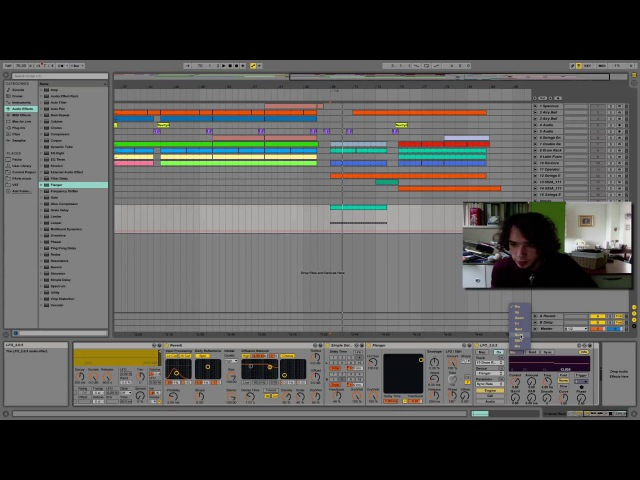 Shpongle hi-hat fx psy tutorial (Ableton Live)