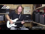 Electric Guitar Sound Review LAG Arkane A66 IVO