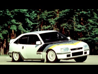 Opel Kadett Rallye 4x4 Gr B E '1985