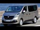 Renault Trafic Minibus '2014