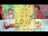 Love Is Darkness in Star vs The Forces of Evil season 20 pencil animation (RUS SUB)