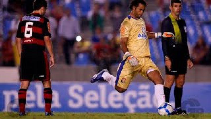 Todos os Gols do Goleiro Bruno Pelo Flamengo