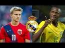 Vinicius Jr Odegaard Super Skills || Madrid Future ||