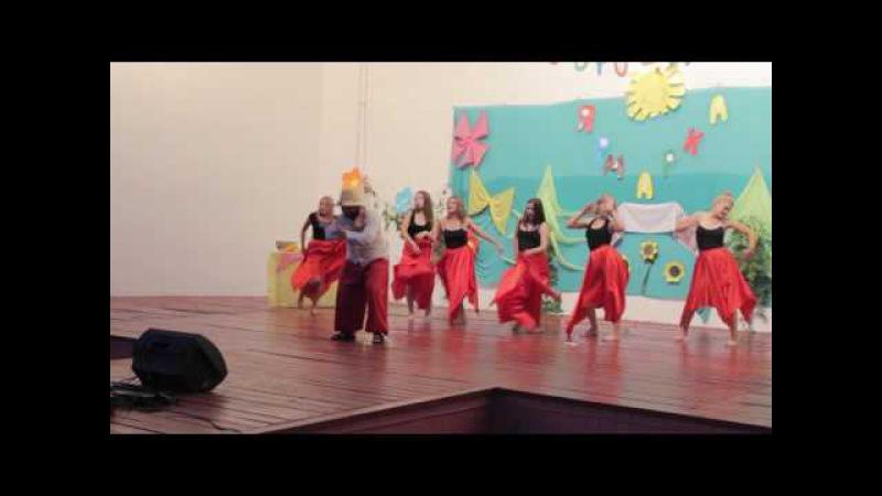 Мюзикл Сорочинская ярмарка рабочий материал 2 поток 2017 г