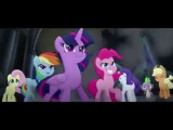 MLP Movie - Heart of Courage