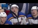 НХЛ 17-18 20-ая шайба Тарасенко 18.01.18