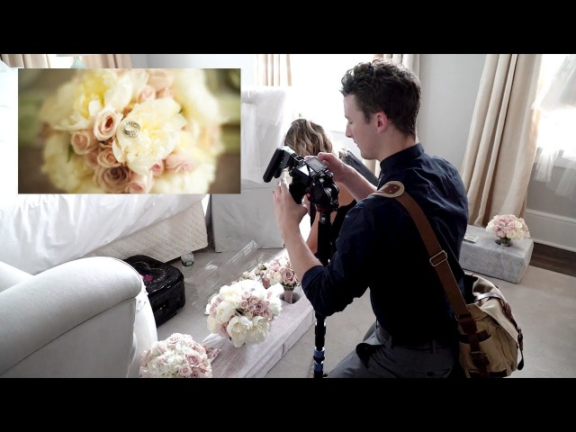 Wedding Filmmaking Behind the Scenes - Melissa and Eric