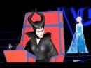 Let It Go Cover by Elsa Frozen - The Voice Animation