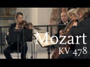 Mozart: Piano Quartet No. 1 / KV 478 / Pogostkina, Hagen, Meyer, Ducros