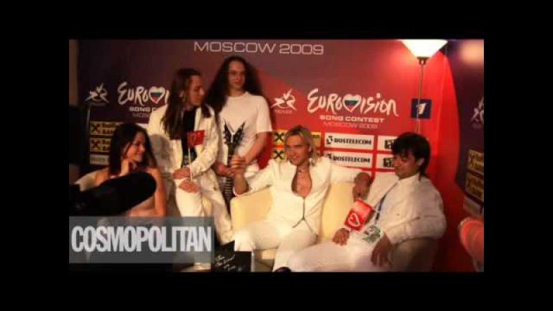 Dmitry Koldun Petr Elfimov - Eurovision 2009