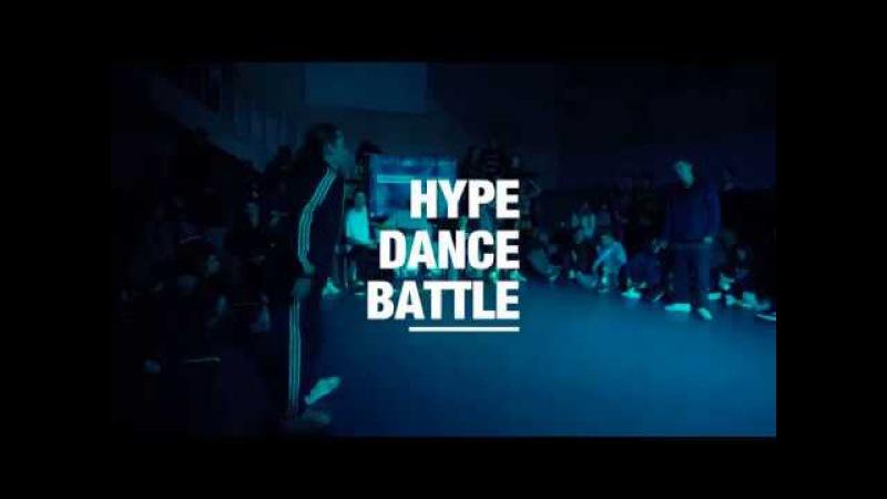 HYPE DANCE BATTLE 2017 | HIP-HOP PRO 1/2 FINAL | Ruzzle-Duzzle vs Chekushka | Danceproject.info