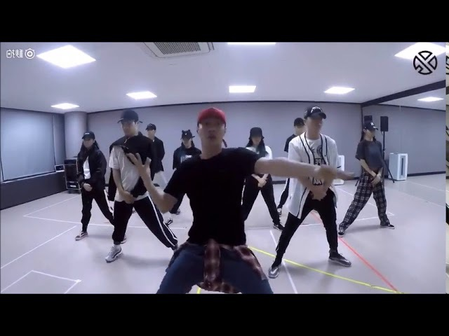 LAY - SHEEP [Mirror Dance Practice] 张艺兴 레이