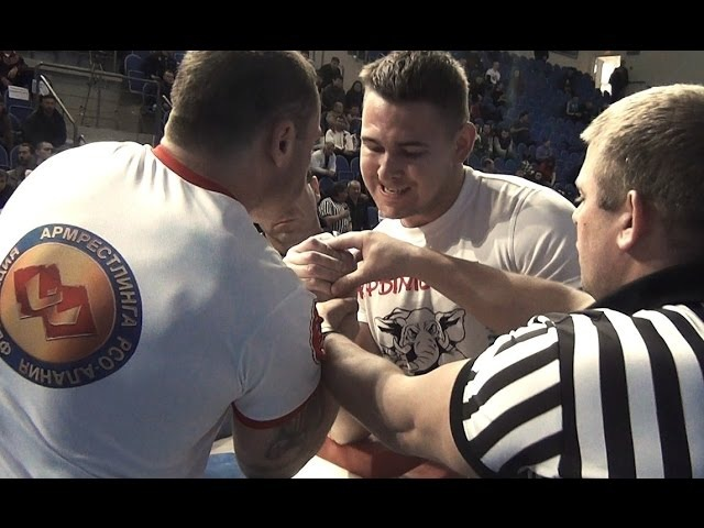 Спартак ЗОЛОЕВ vs Артем ТАЙНОВ(кат. 90 кг, ЧЕМПИОНАТ РОССИИ 2017)