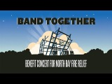 Band Together Bay Area A Benefit Concert for North Bay Fire Relief