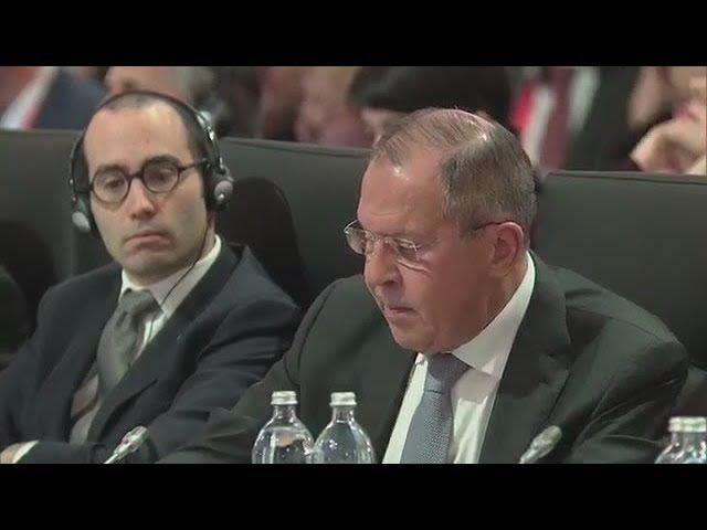 СМИД ОБСЕ в Вене Выступление Лаврова