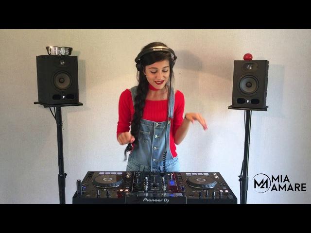 Happy House 19 Mia Amare female Djane 2017 Music Mix