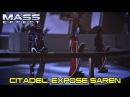 Mass Effect Gameplay Walkthrough - Citadel Expose Saren - Veteran Difficulty
