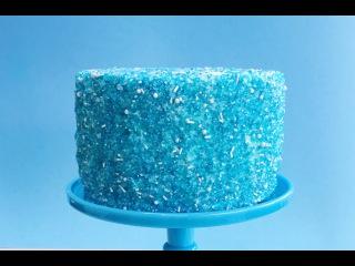 ( https://vk.com/lakomkavk) How To Make a Sprinkle Cake
