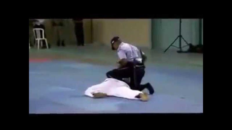 Техники Айкидо в полиции и армии Бразилии Aikido techniques by the police and military of Brazil