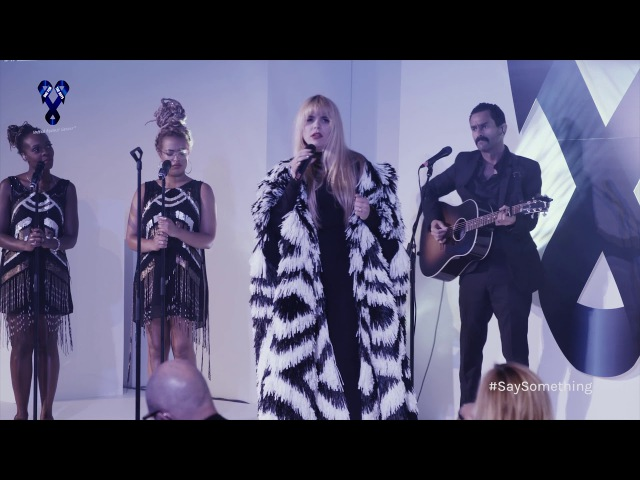 Paloma Faith - Can't Rely On You / I'd Rather Go Blind - Fashion Ball 2017
