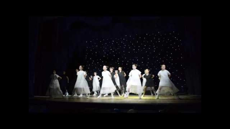 Школа танцев Grand Pas Композиция Разговор стилей Рук. Гарифова Юлиана