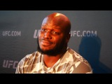 UFC 216 Media Day: Derrick Lewis has stopped eating junk food before fight night
