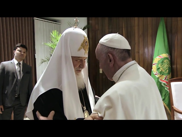 Петиция за низложение патриарха Кирилла Гундяева