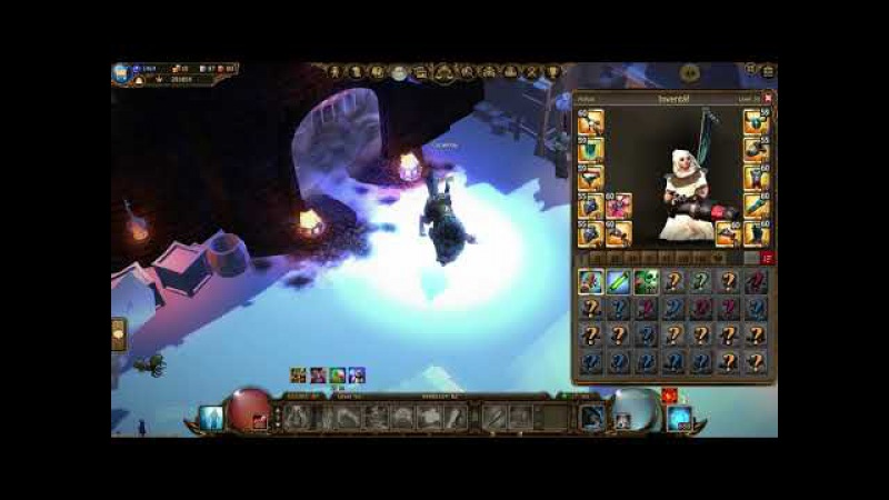 Drakensang Online -Grimmag tour inf 2 solo