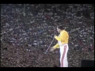 Freddie Mercury's - Fuck you