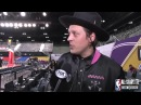 NBA All-Star 2018: Jen Hale interviews Arcade Fire's Win Butler