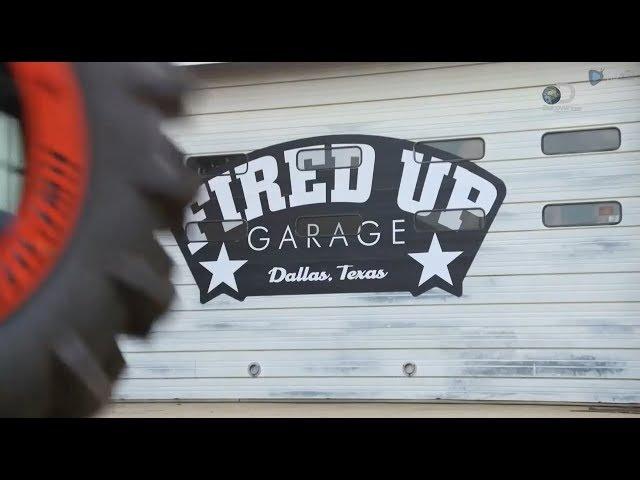 Мятежный гараж 1s / Джип Виллис