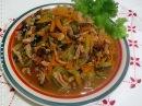 Мясо веревочкой. КитайскаяКухня