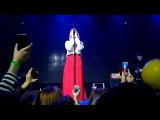 Solo cover Ukrainian girl k-pop Korean music festival