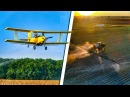 Crop Dusting and Spraying 2017 Poynter Family Farms